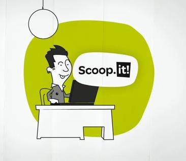 Ehkä paras tapa löytää kiinnostavaa tietoa: kuraattorien yhteisö Scoop.it