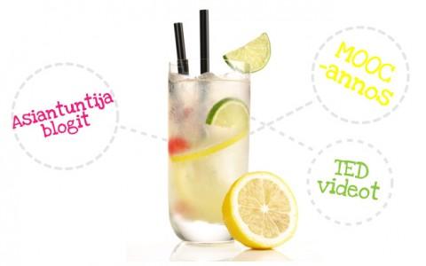 Opinto-kocktail - oppimispolkujen räätälöinnistä