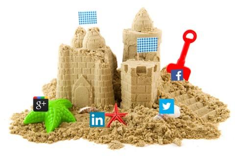 Yritys sosiaalisessa mediassa - tukikohta