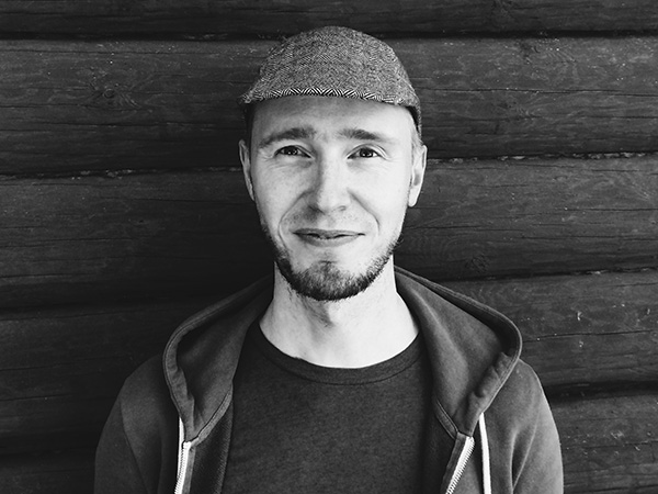Ilkka Olander - web designer, kouluttaja