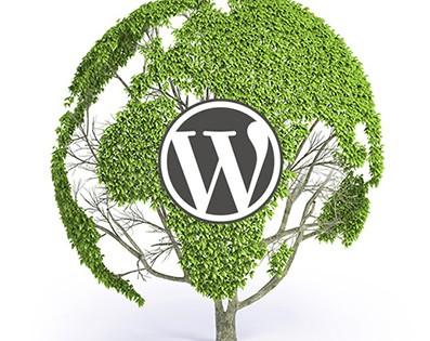 WordPress valloitti verkon: 20% nettisivuista WordPress -alustalla.