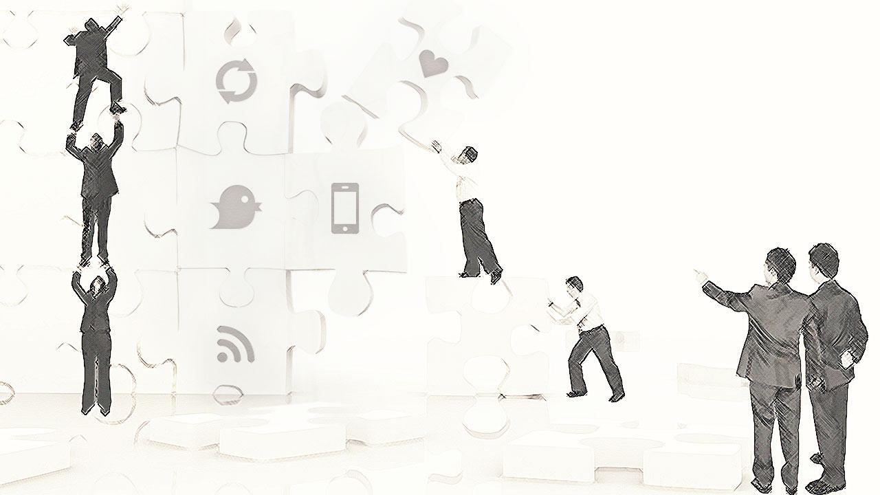 Sosiaaliset työ- ja oppimisympäristöt