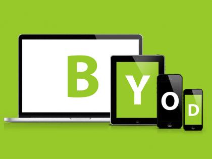 BYOD eli kuluttajistuminen oppimisessa ja työssä