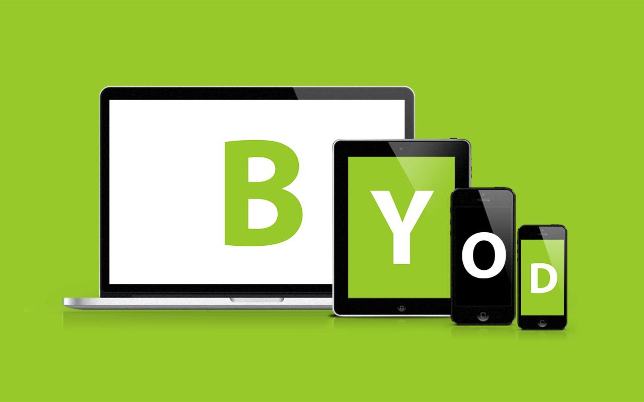 BYOD eli kuluttajistuminen, oppiminen ja työ