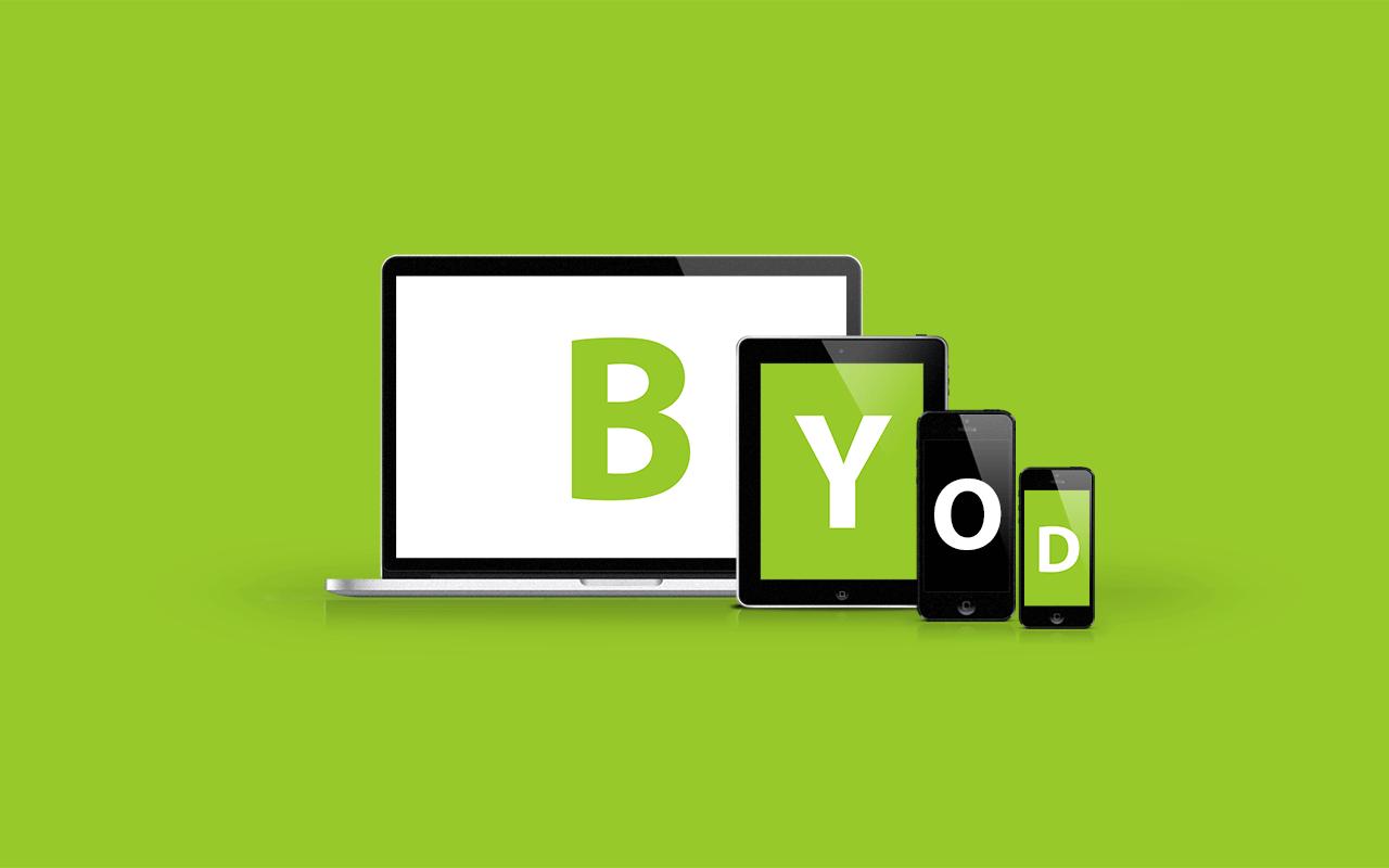 BYOD - kuluttajistuminen oppimisessa ja työssä