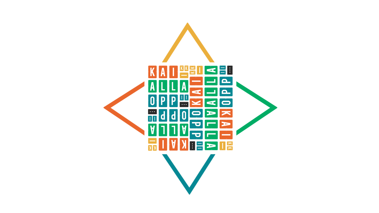 Kaikkialla oppii - logo