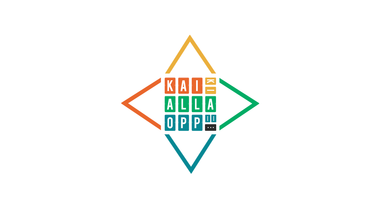 Kaikkialla oppii – logo