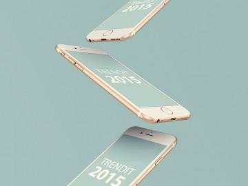 Verkkosuunnittelun trendit 2015 – mitä sinun tulee tietää?