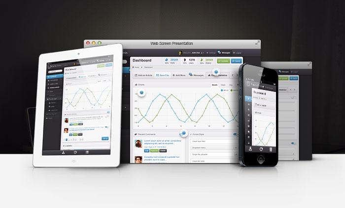 Verkkosuunnittelu trendit - responsiivinen suunnittelu