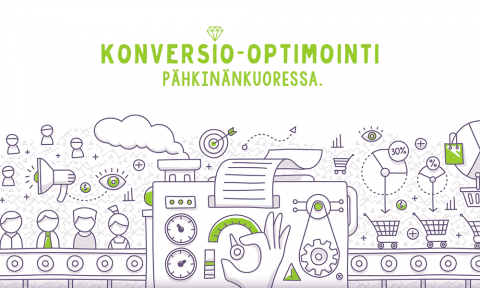 Konversio-optimointi