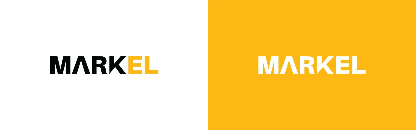 MarkEL logo suunnittelu