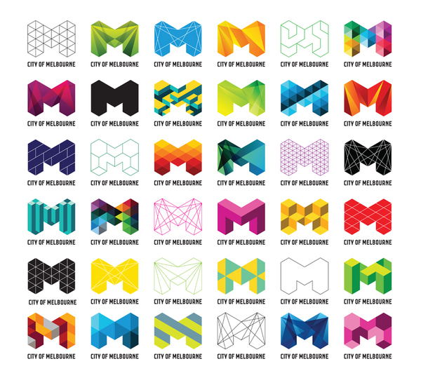 Dynaaminen logosuunnittelu
