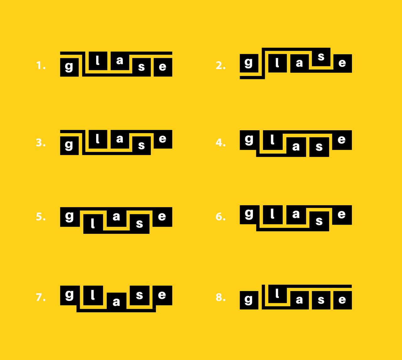Logosuunnittelu - dynaaminen logo